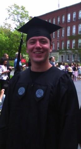 jack at graduation