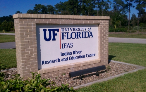 U of FL Indian River Research and Education Center