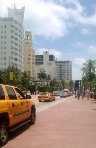 South Beach, Miami,