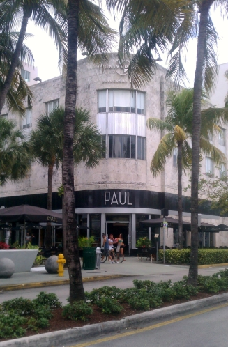 Lincoln Rd. South Beach Shopping
