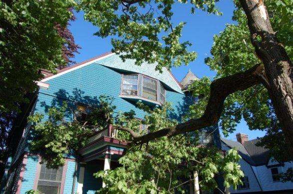 Microburst Damage June, 2008
