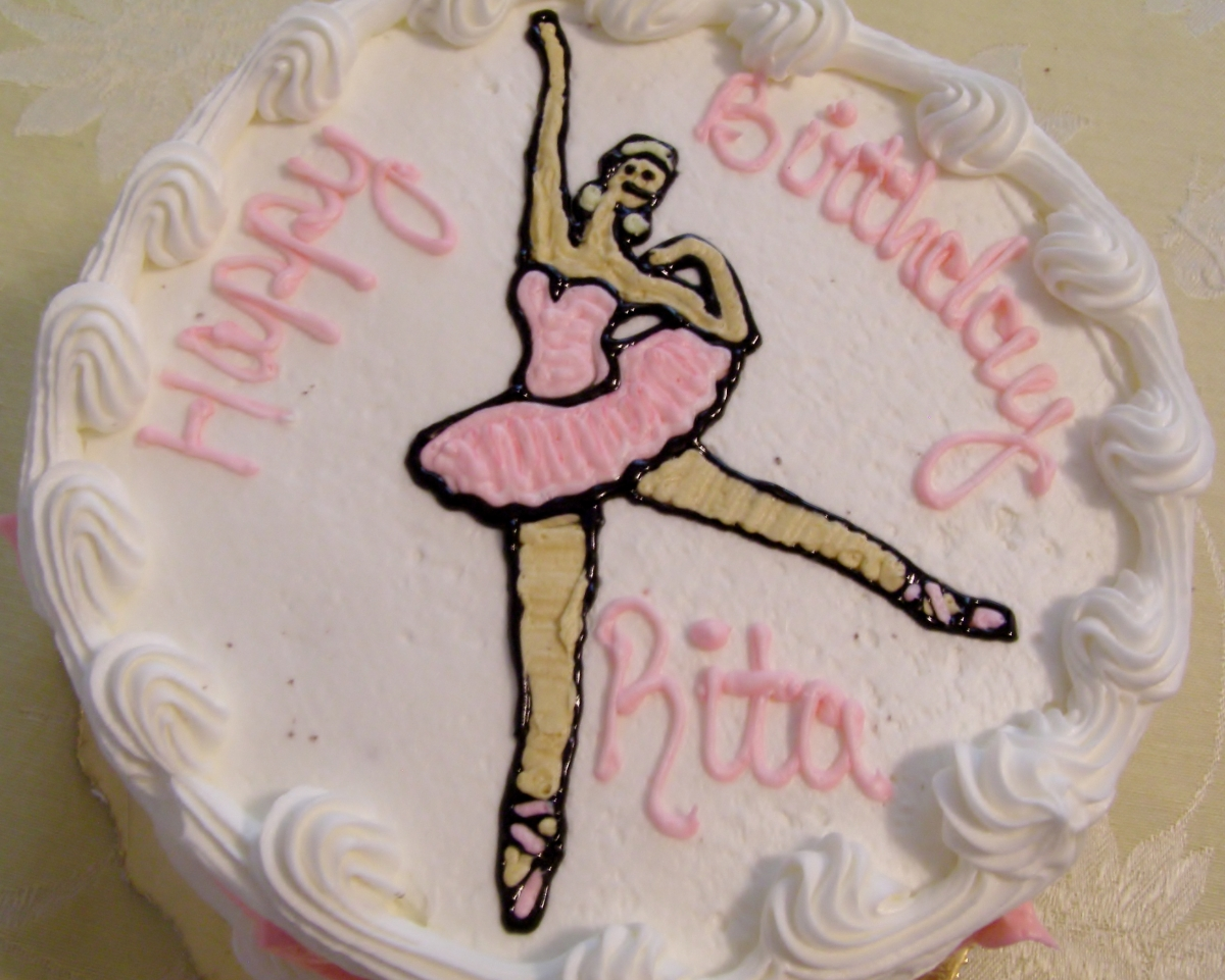 Happy Birthday, Rita! October 2012