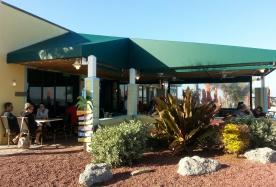 Mulligan's Restaurant green roof