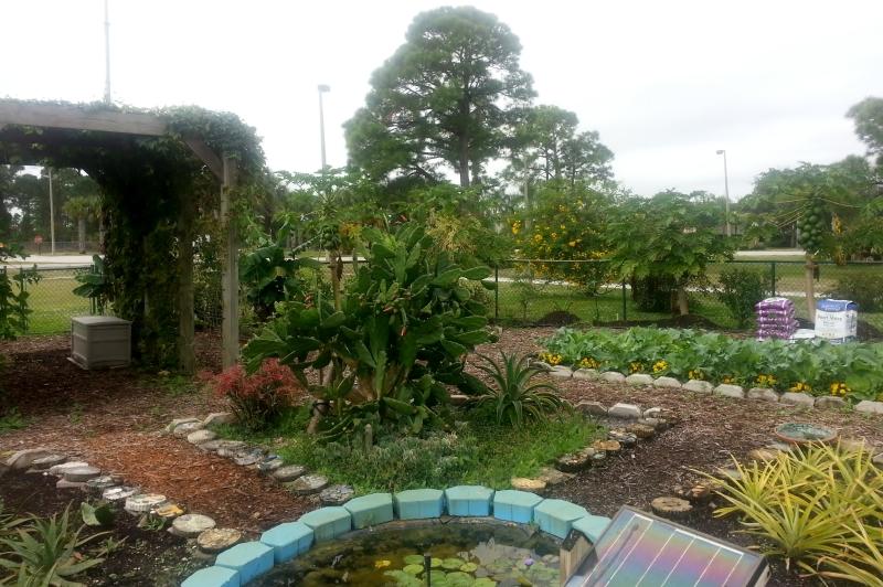GYAC Garden Solar Panel