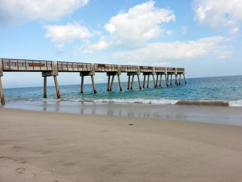 Seaquay Condo Pier, Vero Beach, 1/3/13