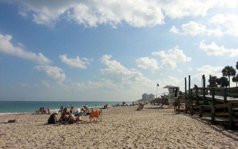 Jaycee Beach, 1/3/13 Vero Beach