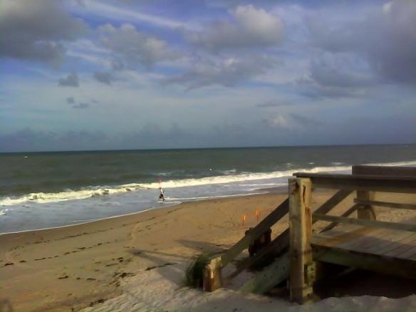 Humiston Beach, August 2010