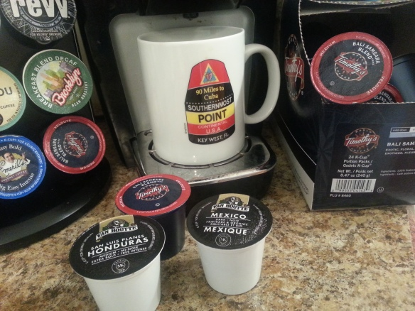 K-cups, 9/25/13