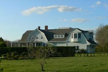 Caretaker's cottage, Round Hill, So. Dartmouth, MA. 2009