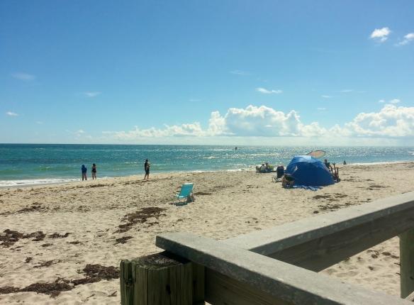 Jaycee Beach, Vero Beach, 10/05/13