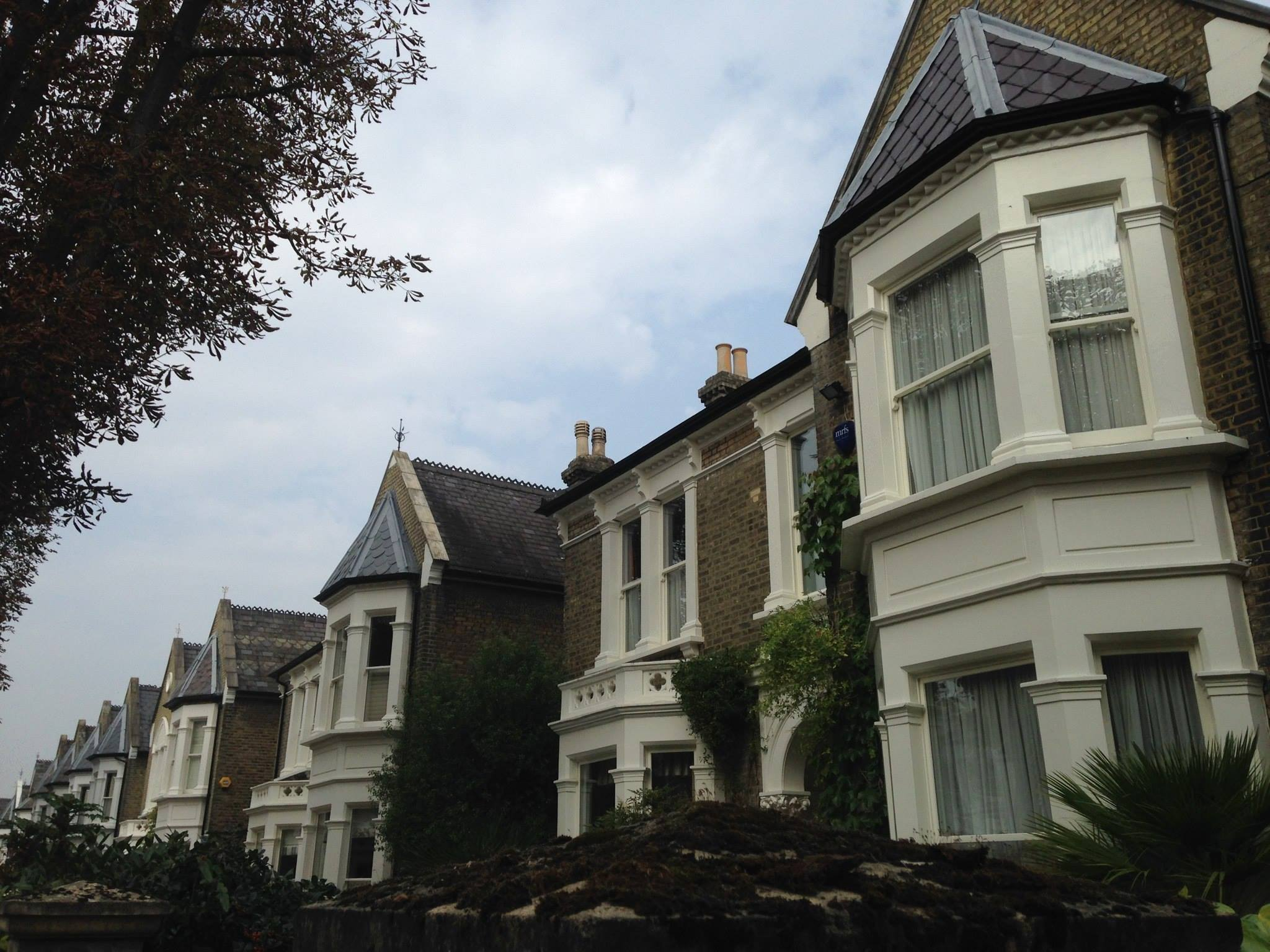 Wordless Wednesday: Beautiful Chiswick, UK