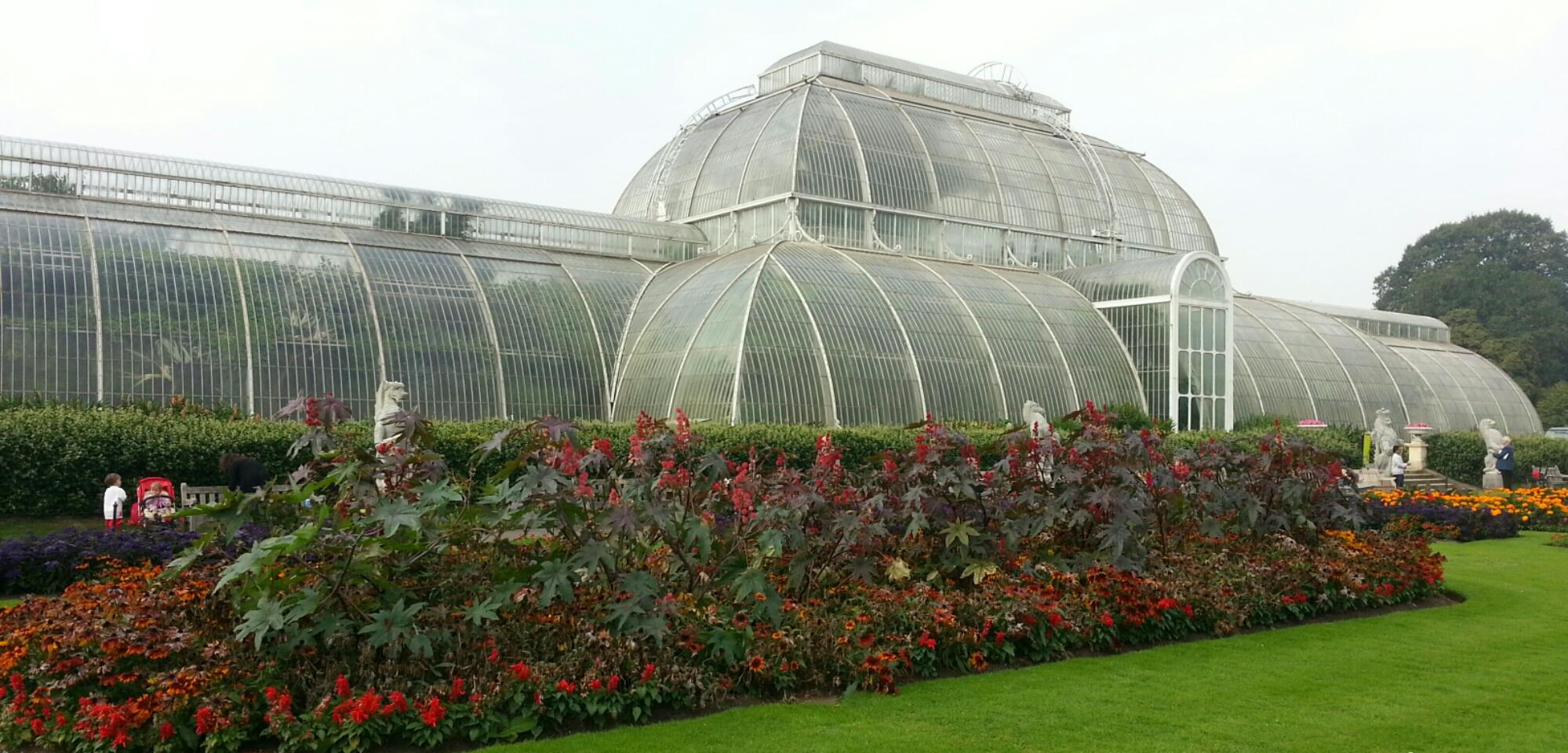 Kew Gardens!