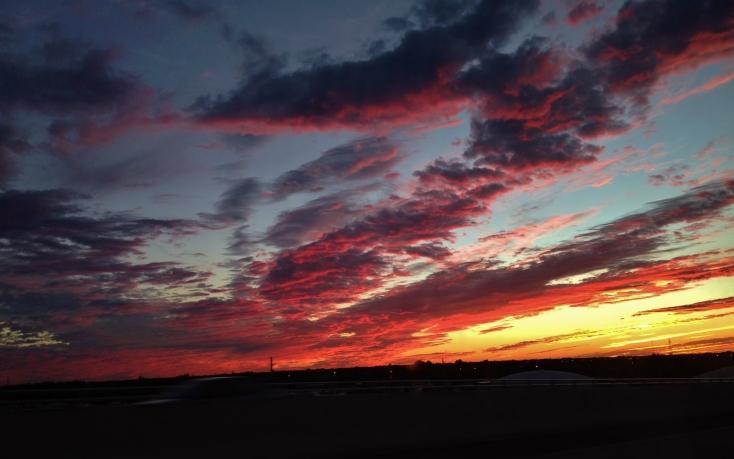 Vero Beach Sunset, 11/26/14