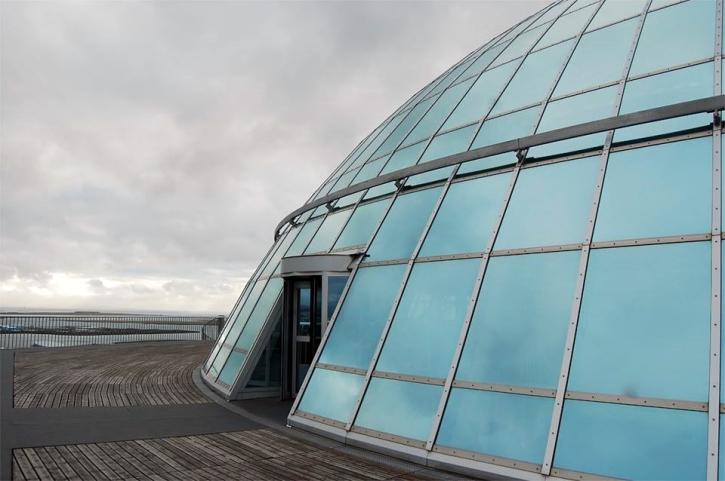 Perlan Observation Deck, Reykjavik