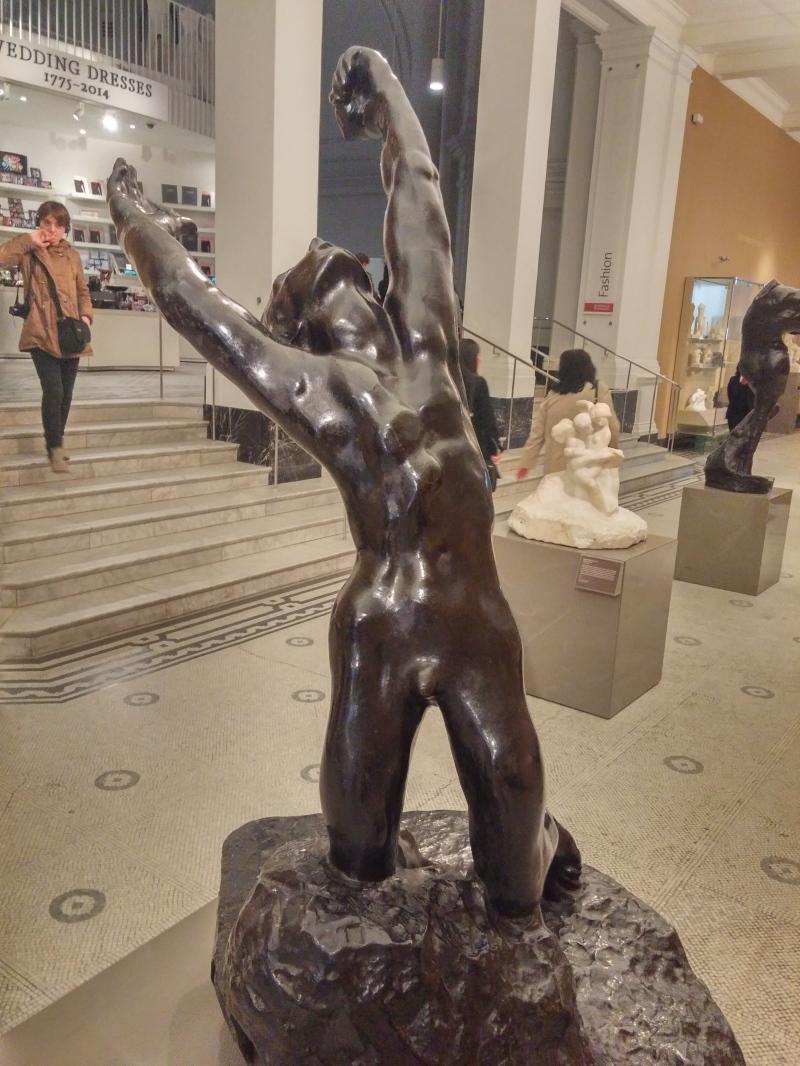 rodiThe Prodigal Son, Auguste Rodin